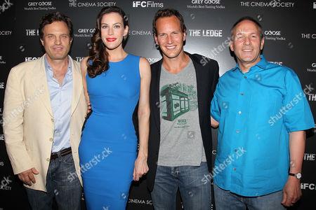 Editorial image of 'The Ledge' Film Screening, New York, America - 21 Jun 2011