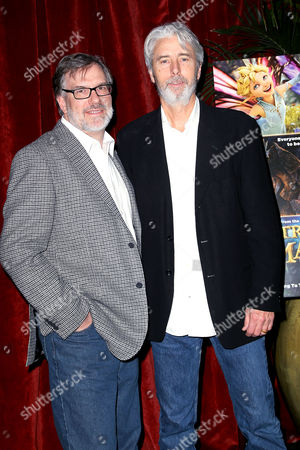 Gary Rydstrom (Writer/Director) and Mark Miller (Producer)