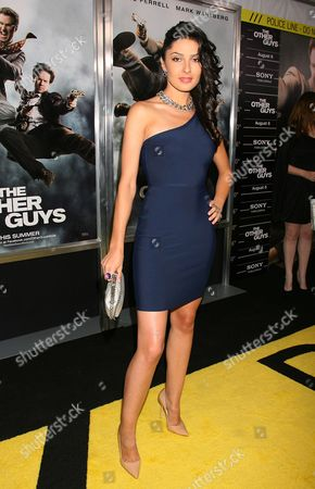 Editorial picture of 'The Other Guys' film premiere, New York, America - 02 Aug 2010