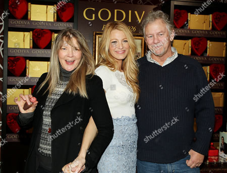 Elaine Lively, Blake Lively and Ernie Lively