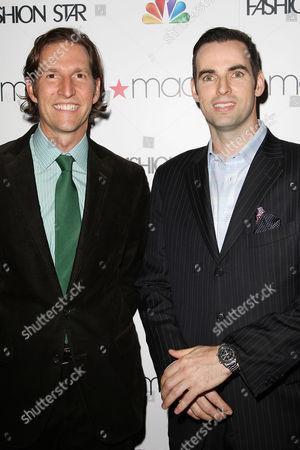Editorial photo of 'Fashion Star' TV programme celebration, New York, America - 13 Mar 2012