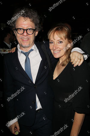 Editorial image of 'Low Down' film premiere after party, New York, America - 20 Oct 2014