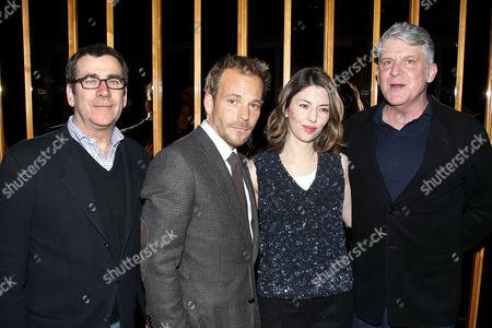 Jack Foley (Focus Features), Stephen Dorff, Sofia Coppola (Director), John Lyons (Focus Features)