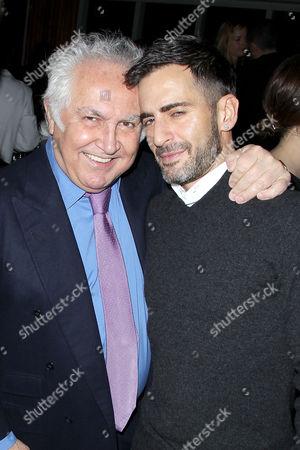 Tony Shafrazi, Marc Jacobs