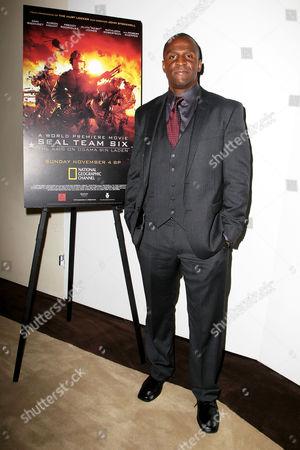 Editorial image of 'SEAL Team Six: The Raid on Osama bin Laden' screening, New York, America - 02 Nov 2012