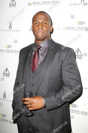 Editorial photo of 'SEAL Team Six: The Raid on Osama bin Laden' screening, New York, America - 02 Nov 2012