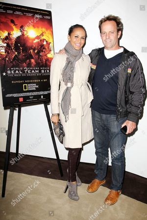 Nicole Ari Parker and John Stockwell (Director)