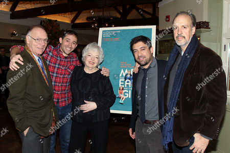 Editorial image of 'Me And Earl And The Dying Girl' Luncheon, New York, America - 23 Nov 2015