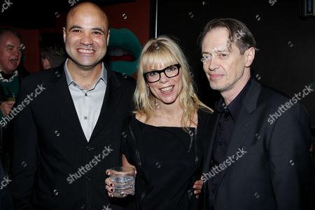 Hue Rhodes (Director), Wren Arthur (Producer), Steve Buscemi
