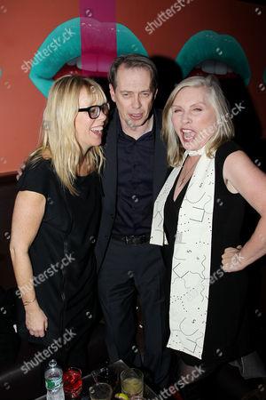 Wren Arthur (Producer), Steve Buscemi, Deborah Harry
