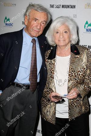 Elie Wiesel and Marion Wiesel