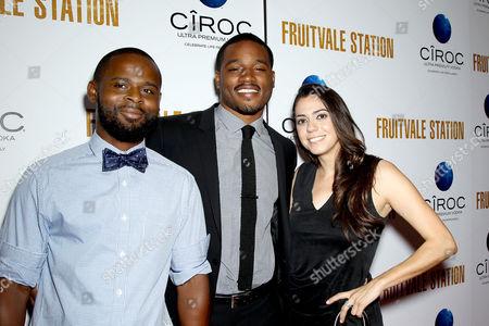 Editorial photo of 'Fruitvale Station' film screening, New York, America - 08 Jul 2013