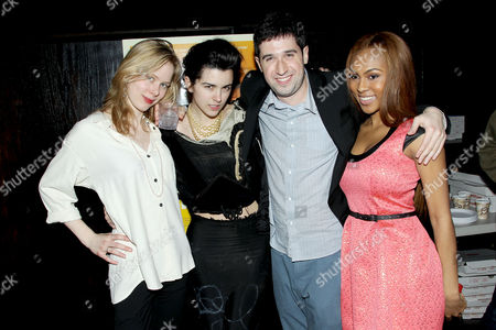 Editorial picture of 'Gimme The Loot' film premiere after party, New York, America - 19 Mar 2013
