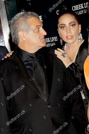 Editorial picture of Lady Gaga and Tony Bennett Television Concert Special Taping at the Jazz at Lincoln Center, New York, America - 28 Jul 2014