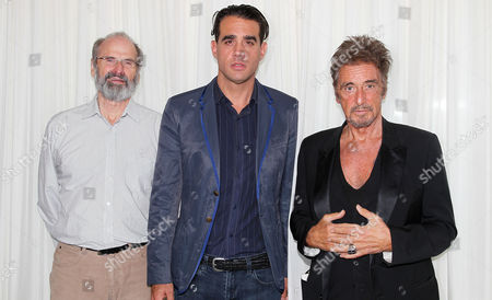 Daniel Sullivan, Bobby Cannavale and Al Pacino