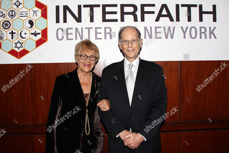 Estelle Parsons and Peter Zimroth