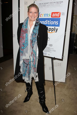 Editorial photo of 'Terms and Conditions May Apply' documentary screening, New York, America - 07 Nov 2013