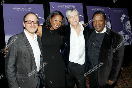 Editorial photo of HBO's 'Lady Day' film screening, New York, America - 06 Mar 2016