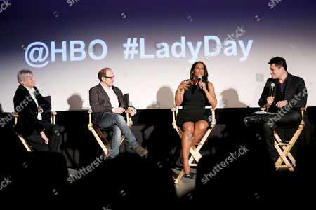 Editorial image of HBO's 'Lady Day' film screening, New York, America - 06 Mar 2016