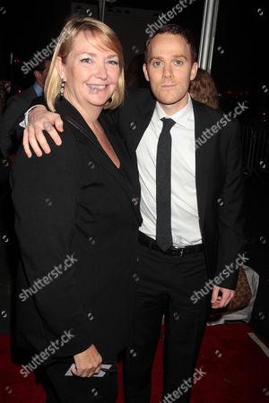 Nancy Kirkpatrick and Will Reiser