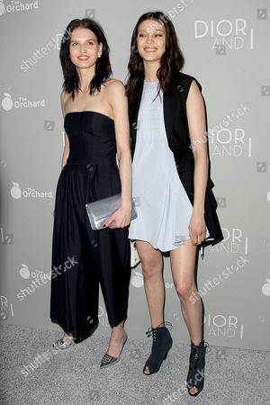 Katlin Aas and Diana Moldovan