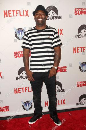 Editorial picture of 'Staten Island Summer' film premiere, New York, America - 21 Jul 2015