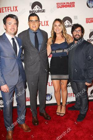 Editorial image of 'Staten Island Summer' film premiere, New York, America - 21 Jul 2015
