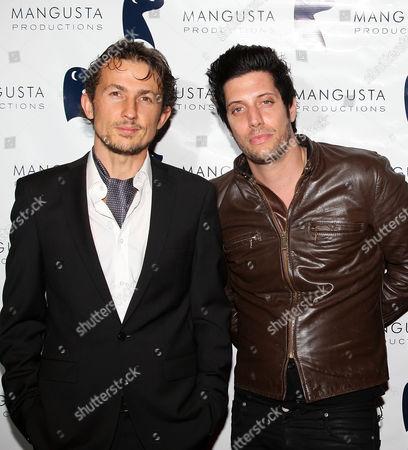 Tao Ruspoli and Shawn Andrews