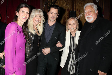 Editorial image of 'Winter's Tale' film premiere after party, New York, America - 11 Feb 2014