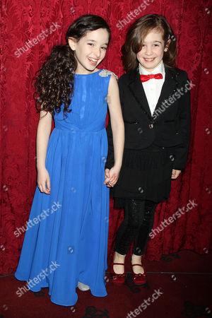 Mckayla Twiggs and Ripley Sobo
