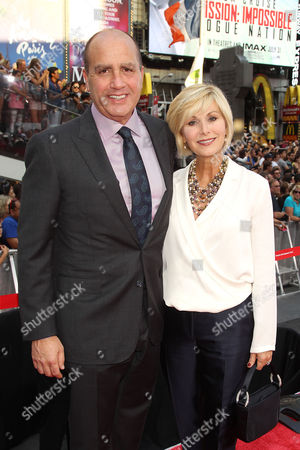 Stock Picture of Don Granger and Lisa McRee