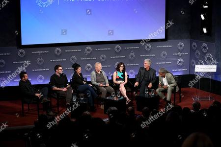 Nick Brigden, Tom Vitale, Lydia Tenaglia, Chris Collins, Sandra Zweig, Anthony Bourdain, Elvis Mitchell (Moderator)