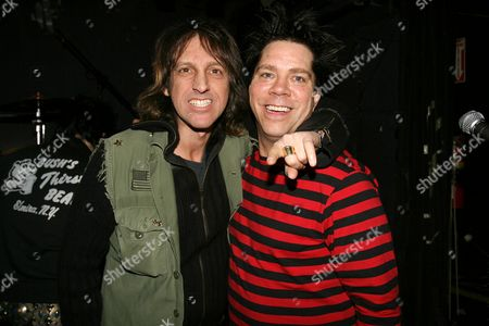 Stock Image of Michael H and The Blisters - Mark Weiss and Andy Hilfiger