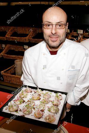 Celebrity Chef Alfred Portale