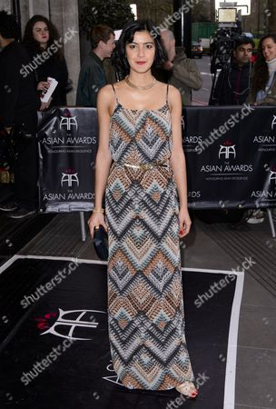 Editorial photo of The 6th Annual Asian Awards, London, Britain - 08 Apr 2016
