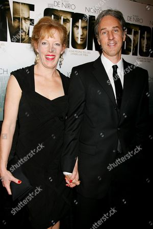 Angus MacLachlan with Wife Jennifer