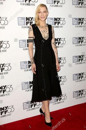 Stock Photo of Cate Blanchett