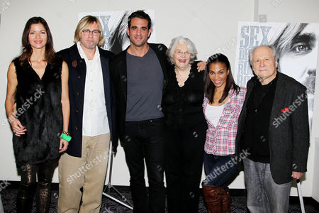Jill Hennessy, Ron Eldard, Bobby Cannavale, Lois Smith, Suzette Gunn and David Margulies