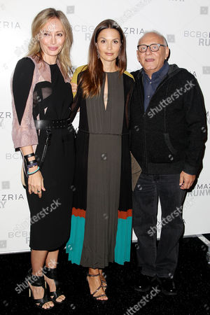 Editorial photo of BCBG Max Azria show, Mercedes-Benz Fashion Week, New York, America - 06 Sep 2012