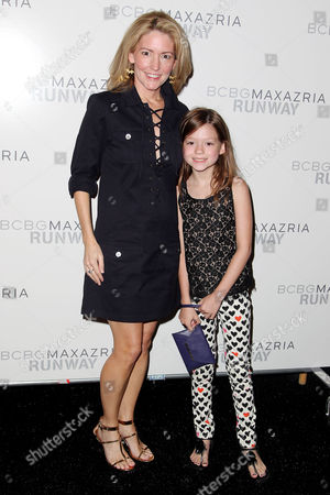 Kathryn Stockett and daughter Lyla