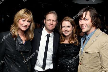 Erica Miller, Lee Kirk (Director), Jenna Fischer, Rhett Miller