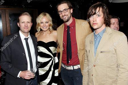 Lee Kirk (Director), Malin Akerman, Brent Stiefel (Exec. Producer), Rhett Miller