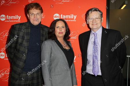 Oliver Goldstick, I. Marlene King, Joseph Dougherty