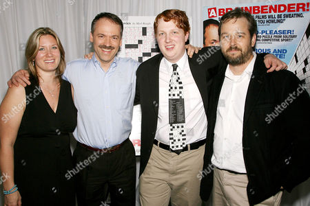 Editorial image of 'WORDPLAY' FILM SCREENING, NEW YORK, AMERICA - 14 JUN 2006
