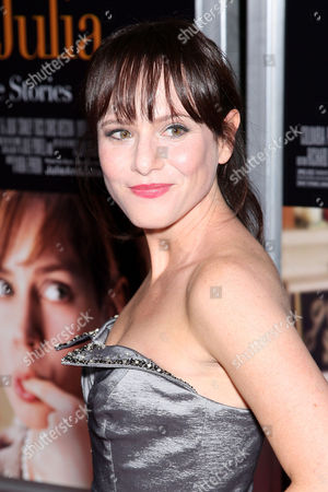 Editorial image of 'Julie and Julia' film premiere, New York, America - 30 Jul 2009
