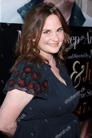 Editorial photo of 'Julie and Julia' film premiere, New York, America - 30 Jul 2009