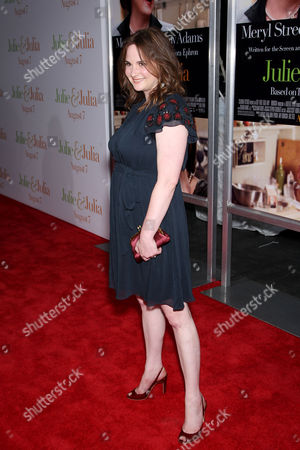 Editorial image of 'Julie and Julia' film premiere, New York, America - 30 Jul 2009