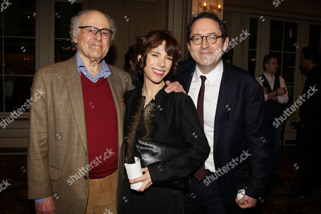 Editorial image of Special NYC Luncheon in Honor of Sally Hawkins and the Cast of Blue Jasmine, New York, America - 06 Dec 2013