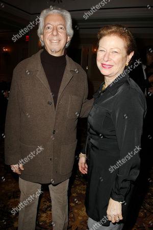 Stock Image of Nina Rosenblum with husband
