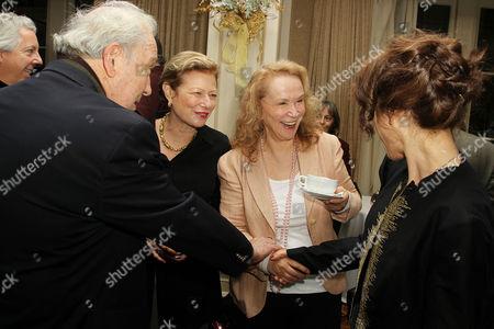 Nina Rosenblum, Rutanya Alda and Sally Hawkins